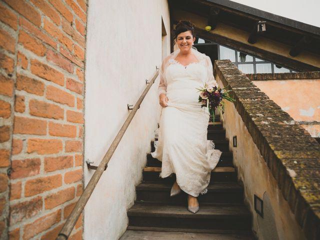 Il matrimonio di Emanuele e Lisa a Lu, Alessandria 19