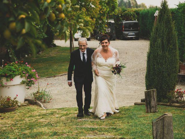 Il matrimonio di Emanuele e Lisa a Lu, Alessandria 20
