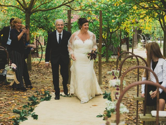 Il matrimonio di Emanuele e Lisa a Lu, Alessandria 21