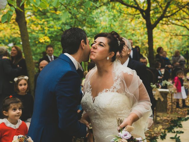 Il matrimonio di Emanuele e Lisa a Lu, Alessandria 23