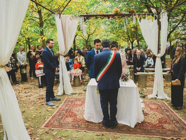Il matrimonio di Emanuele e Lisa a Lu, Alessandria 24