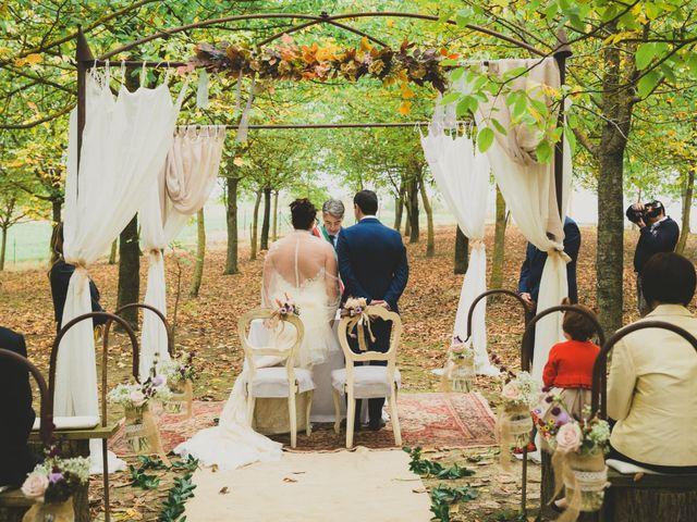 Il matrimonio di Emanuele e Lisa a Lu, Alessandria 25