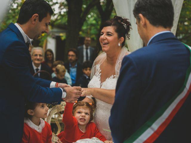 Il matrimonio di Emanuele e Lisa a Lu, Alessandria 27
