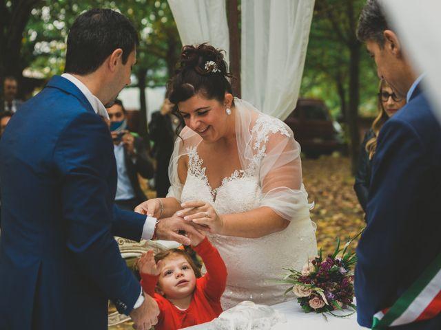 Il matrimonio di Emanuele e Lisa a Lu, Alessandria 28