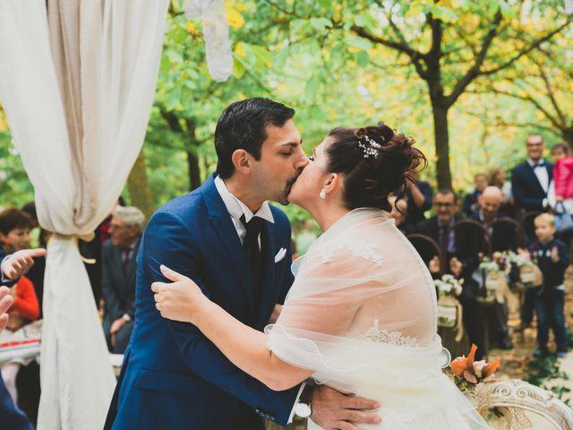 Il matrimonio di Emanuele e Lisa a Lu, Alessandria 29