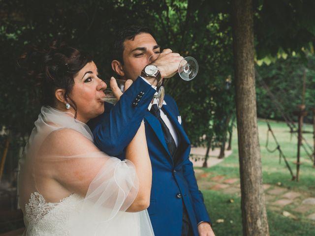 Il matrimonio di Emanuele e Lisa a Lu, Alessandria 43