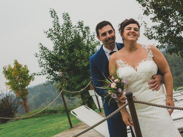 Il matrimonio di Emanuele e Lisa a Lu, Alessandria 45
