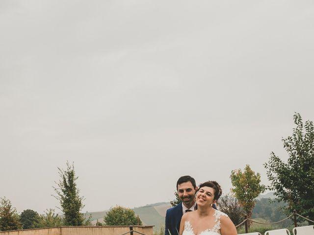 Il matrimonio di Emanuele e Lisa a Lu, Alessandria 46