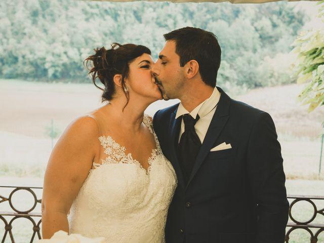 Il matrimonio di Emanuele e Lisa a Lu, Alessandria 56