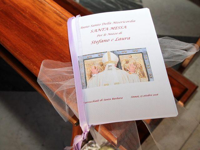 Il matrimonio di Stefano e Laura a Sinnai, Cagliari 85