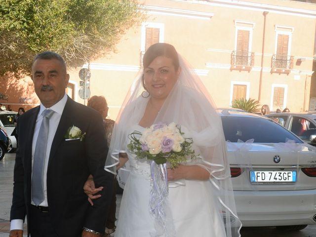 Il matrimonio di Stefano e Laura a Sinnai, Cagliari 91