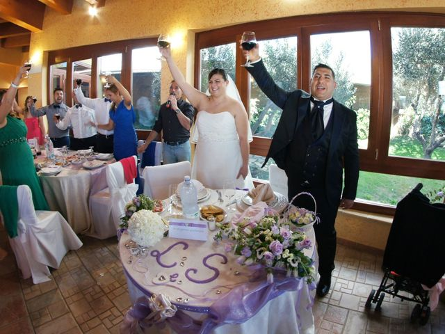 Il matrimonio di Stefano e Laura a Sinnai, Cagliari 237
