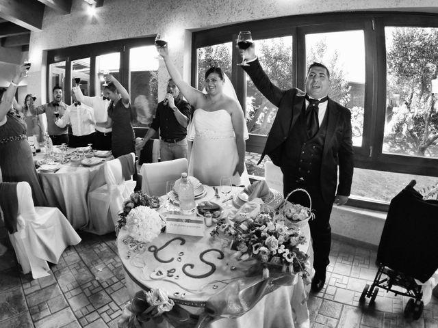 Il matrimonio di Stefano e Laura a Sinnai, Cagliari 238