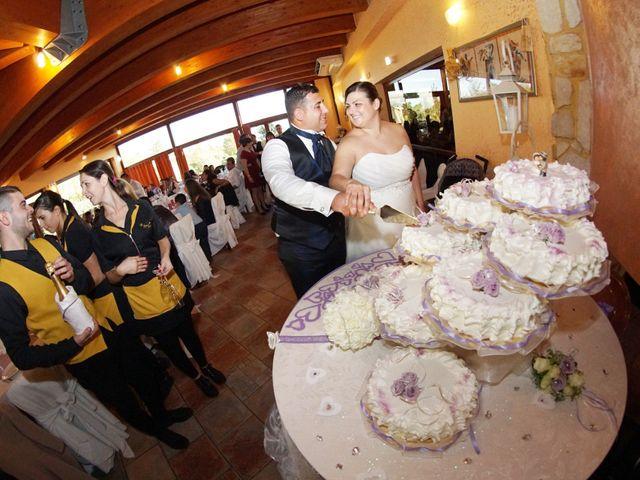 Il matrimonio di Stefano e Laura a Sinnai, Cagliari 247