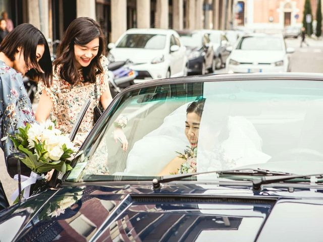 Il matrimonio di Jonathan e Yvonne a Lecco, Lecco 24