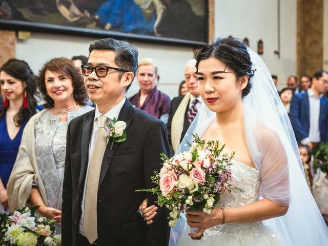 Il matrimonio di Jonathan e Yvonne a Lecco, Lecco 21
