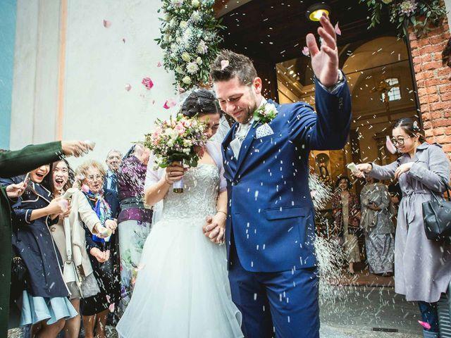 Il matrimonio di Jonathan e Yvonne a Lecco, Lecco 2