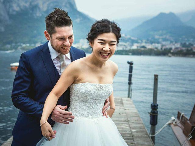 Il matrimonio di Jonathan e Yvonne a Lecco, Lecco 27