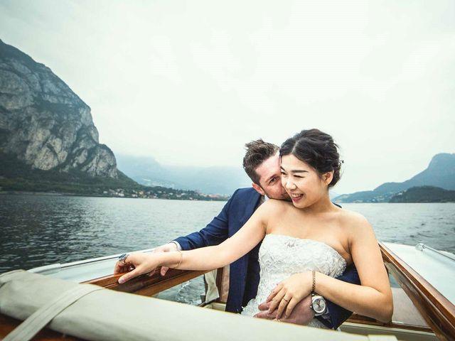 Il matrimonio di Jonathan e Yvonne a Lecco, Lecco 3