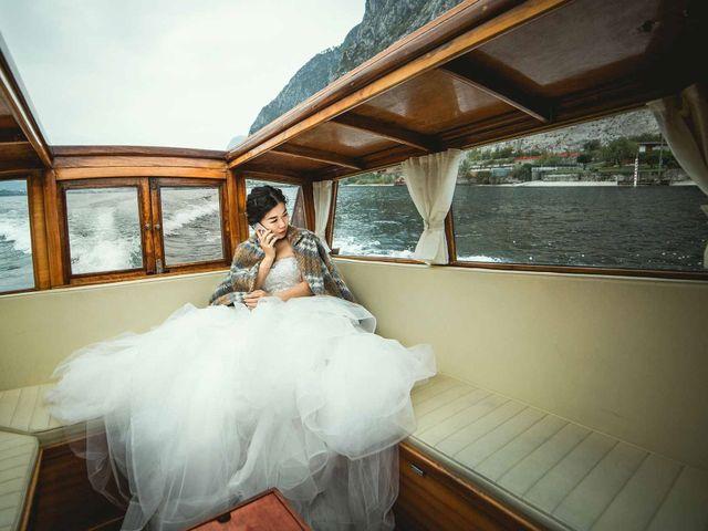 Il matrimonio di Jonathan e Yvonne a Lecco, Lecco 36