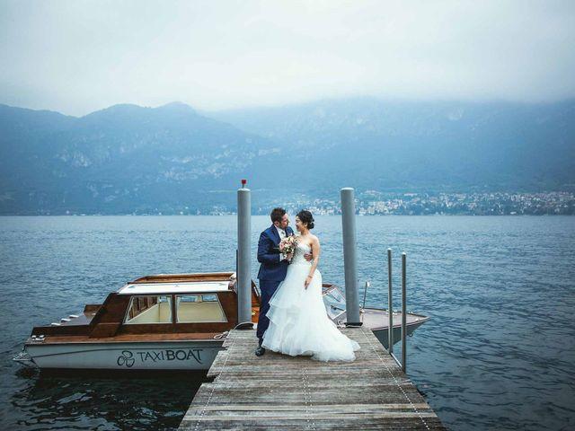 Il matrimonio di Jonathan e Yvonne a Lecco, Lecco 32