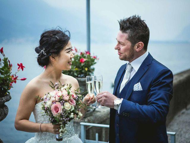 Il matrimonio di Jonathan e Yvonne a Lecco, Lecco 31