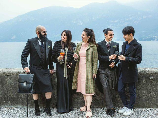 Il matrimonio di Jonathan e Yvonne a Lecco, Lecco 28