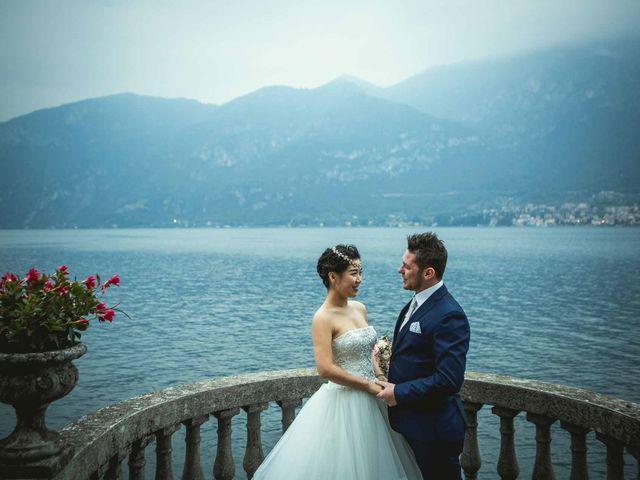 Il matrimonio di Jonathan e Yvonne a Lecco, Lecco 50