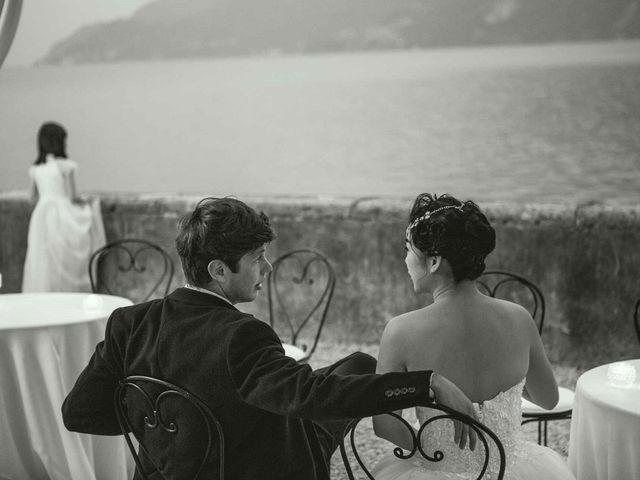 Il matrimonio di Jonathan e Yvonne a Lecco, Lecco 48