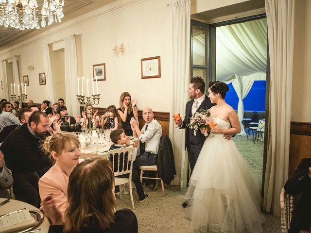 Il matrimonio di Jonathan e Yvonne a Lecco, Lecco 47