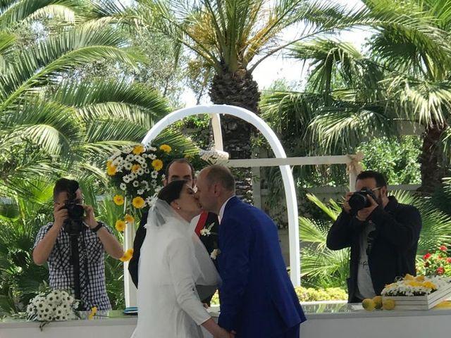 Il matrimonio di Sergio e Terry a Trani, Bari 3