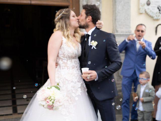 Il matrimonio di Marco e Elisa a Monte Marenzo, Lecco 4