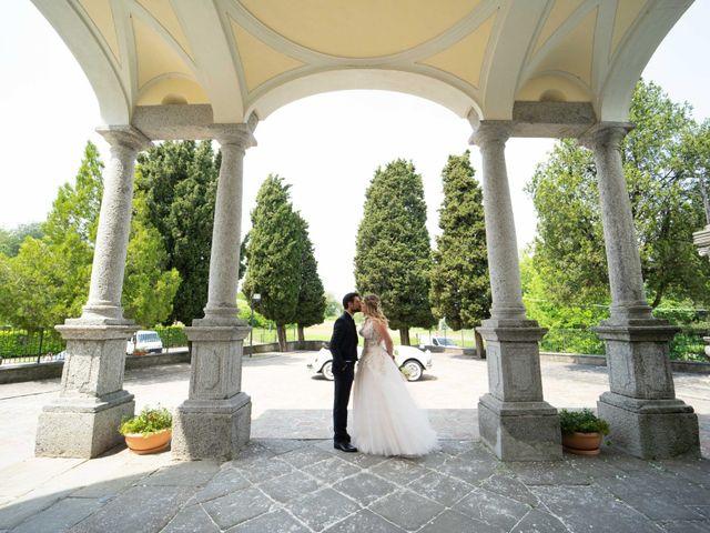 Il matrimonio di Marco e Elisa a Monte Marenzo, Lecco 5