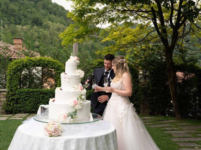 Il matrimonio di Marco e Elisa a Monte Marenzo, Lecco 7