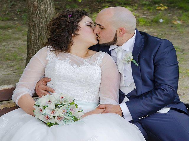 Le nozze di Stefania e Giulio