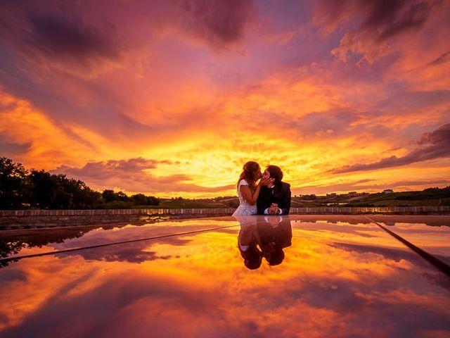 Le nozze di Stefano e Alessia