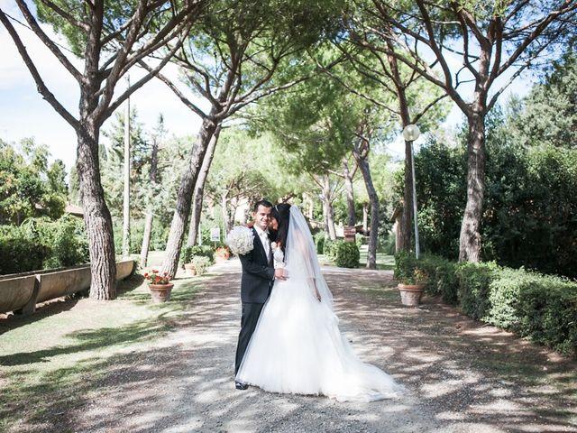 Il matrimonio di Fatos e Alessandra a Grosseto, Grosseto 39
