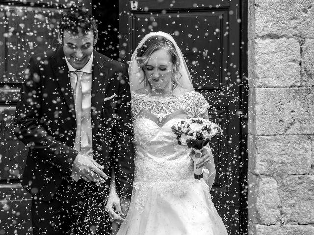 Le nozze di Alessandra e Guido