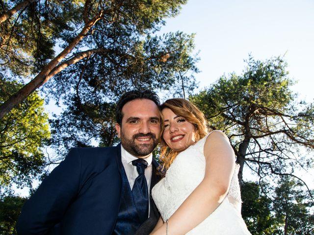 Il matrimonio di Daniele e Sara a Cantù, Como 26