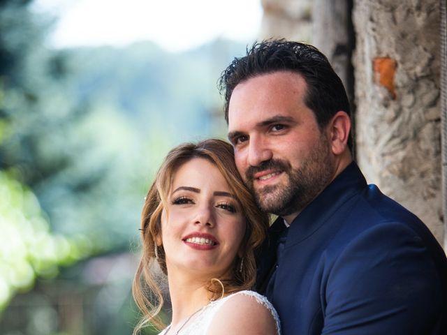 Il matrimonio di Daniele e Sara a Cantù, Como 39