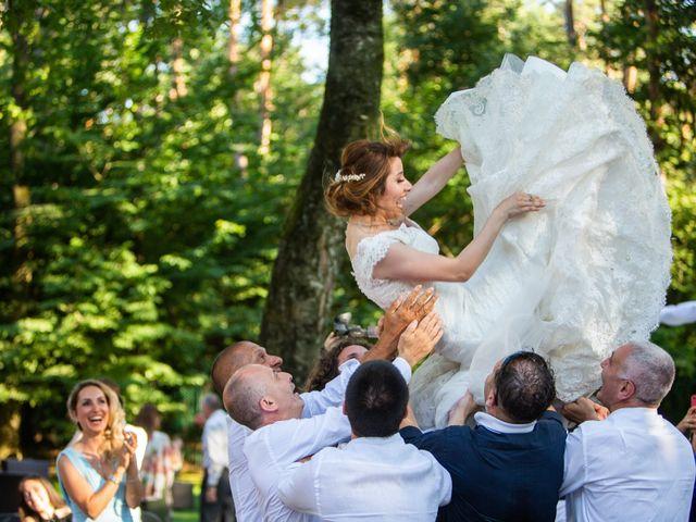Il matrimonio di Daniele e Sara a Cantù, Como 50