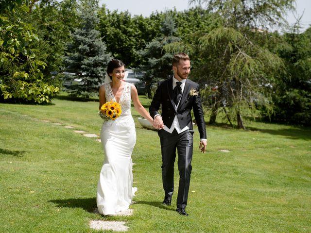 Le nozze di Serena e Manuel
