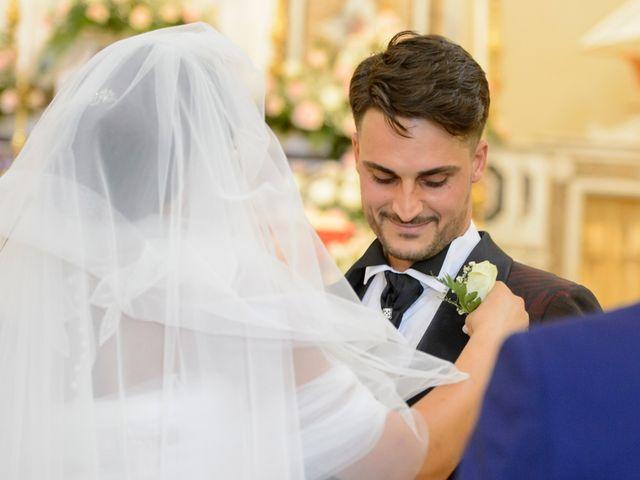 Il matrimonio di Francesco e Rossella a Agropoli, Salerno 33