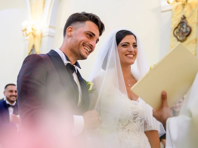 Il matrimonio di Francesco e Rossella a Agropoli, Salerno 34