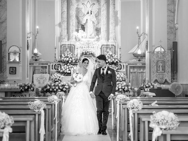 Il matrimonio di Francesco e Rossella a Agropoli, Salerno 37