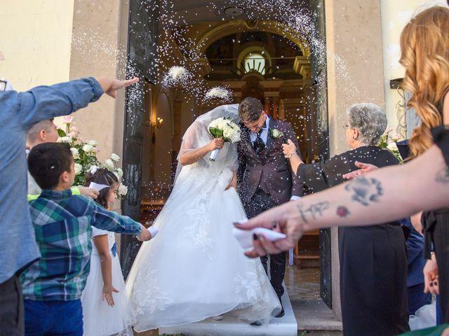 Il matrimonio di Francesco e Rossella a Agropoli, Salerno 39