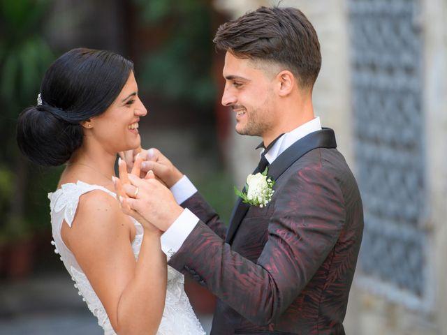 Il matrimonio di Francesco e Rossella a Agropoli, Salerno 41
