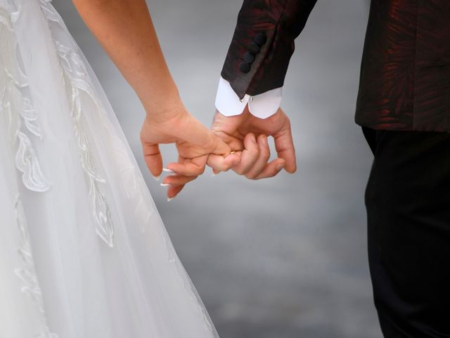 Il matrimonio di Francesco e Rossella a Agropoli, Salerno 43