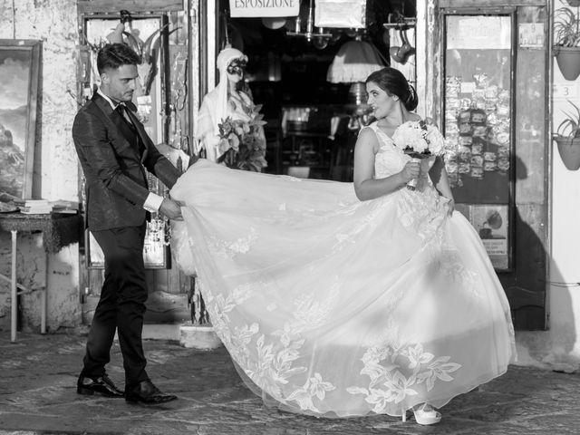 Il matrimonio di Francesco e Rossella a Agropoli, Salerno 44