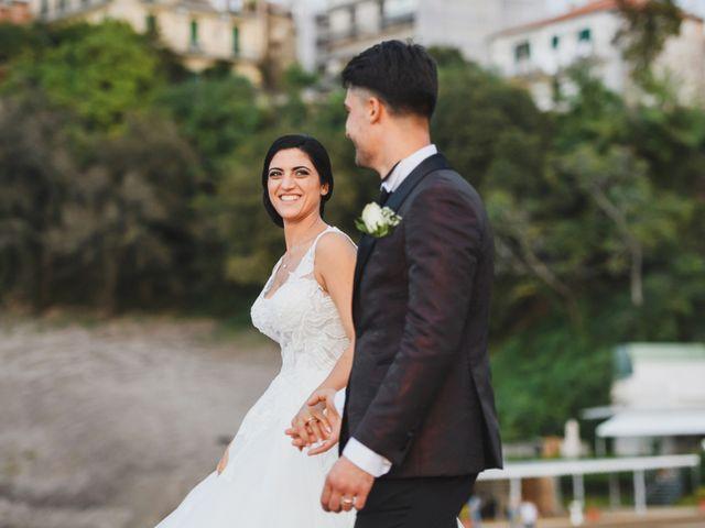 Il matrimonio di Francesco e Rossella a Agropoli, Salerno 47